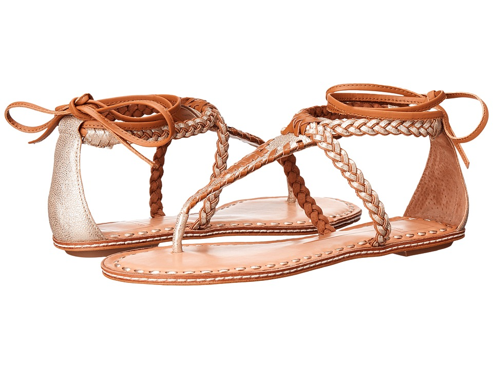 Dolce Vita - Keoni (Light Gold Leather) Women