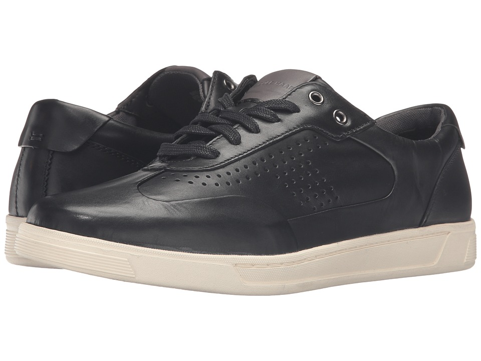 Cole Haan - Vartan Update Sport Oxford (T Toe) (Black) Men's Lace up casual Shoes