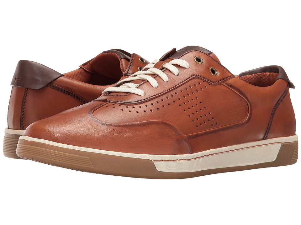 Cole Haan - Vartan Update Sport Oxford (T Toe) (British Tan) Men's Lace up casual Shoes