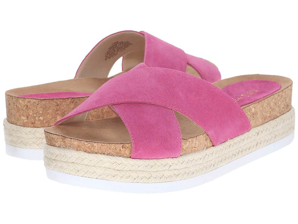 Nine West Amyas (Medium Pink Suede) Women