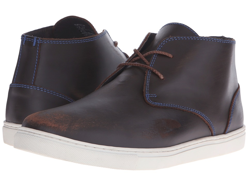 Robert Wayne - Dex (Brown) Men's Lace up casual Shoes