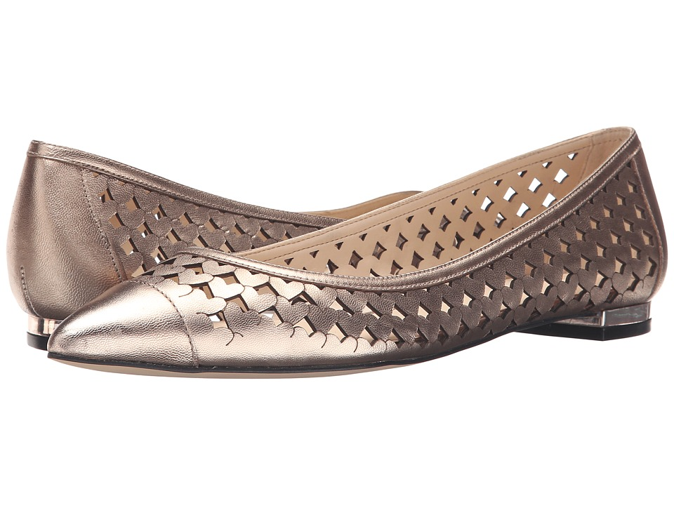 Nine West - Ashling (Natural Metallic) Women's Shoes