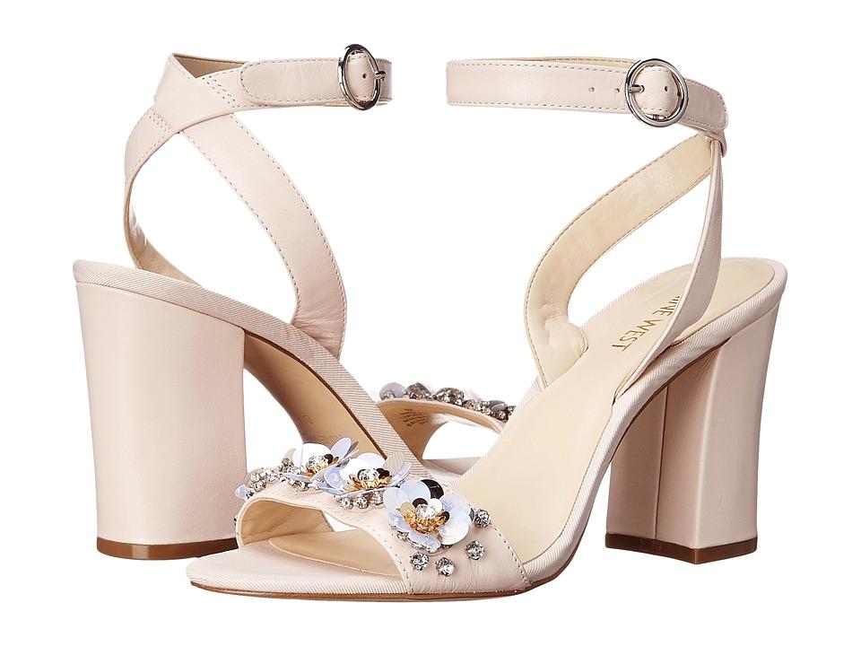 Nine West - Balada (Light Pink Leather) High Heels