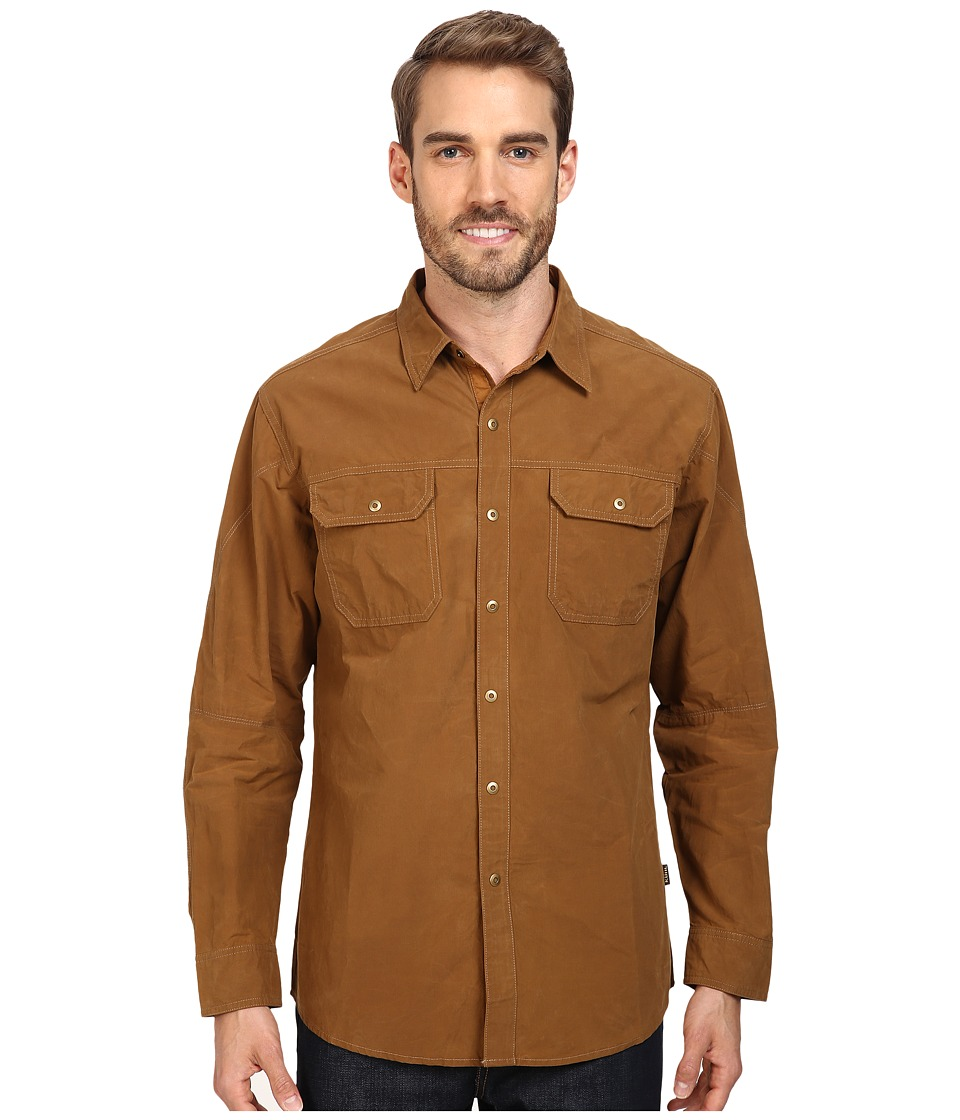 KUHL - Kompakt Long Sleeve Shirt (Bronze) Men's Long Sleeve Button Up