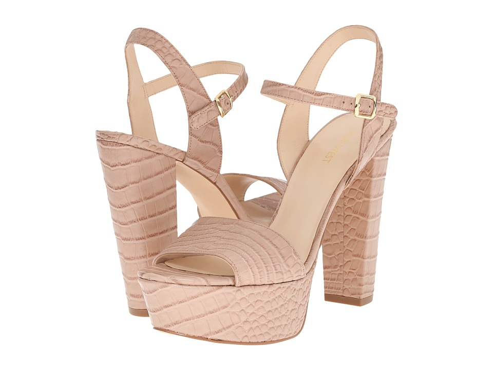 Nine West - Carnation (Natural Croco) High Heels