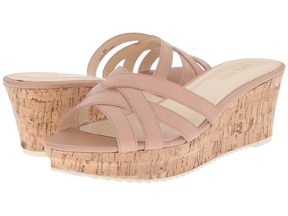 Nine West Caserta (Natural Leather) Women
