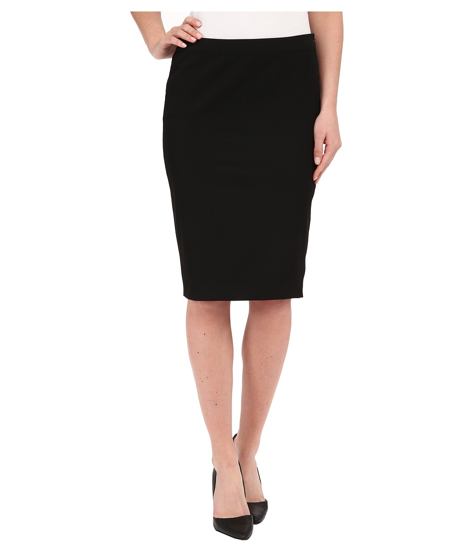 NYDJ - Olivia Skirt (Black) Women's Skirt