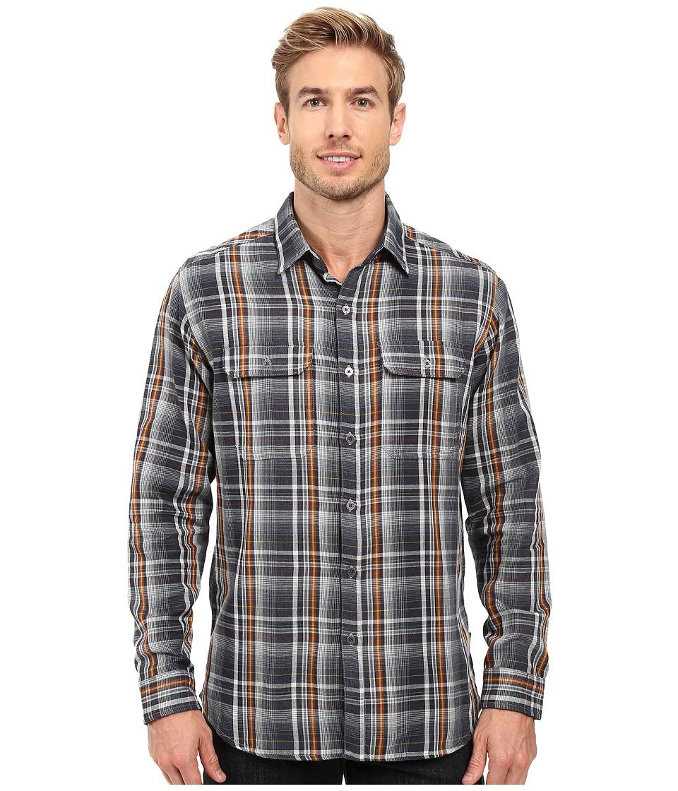 KUHL - Shatterd Long Sleeve Shirt (Midnight Fuzion) Men's Long Sleeve Button Up