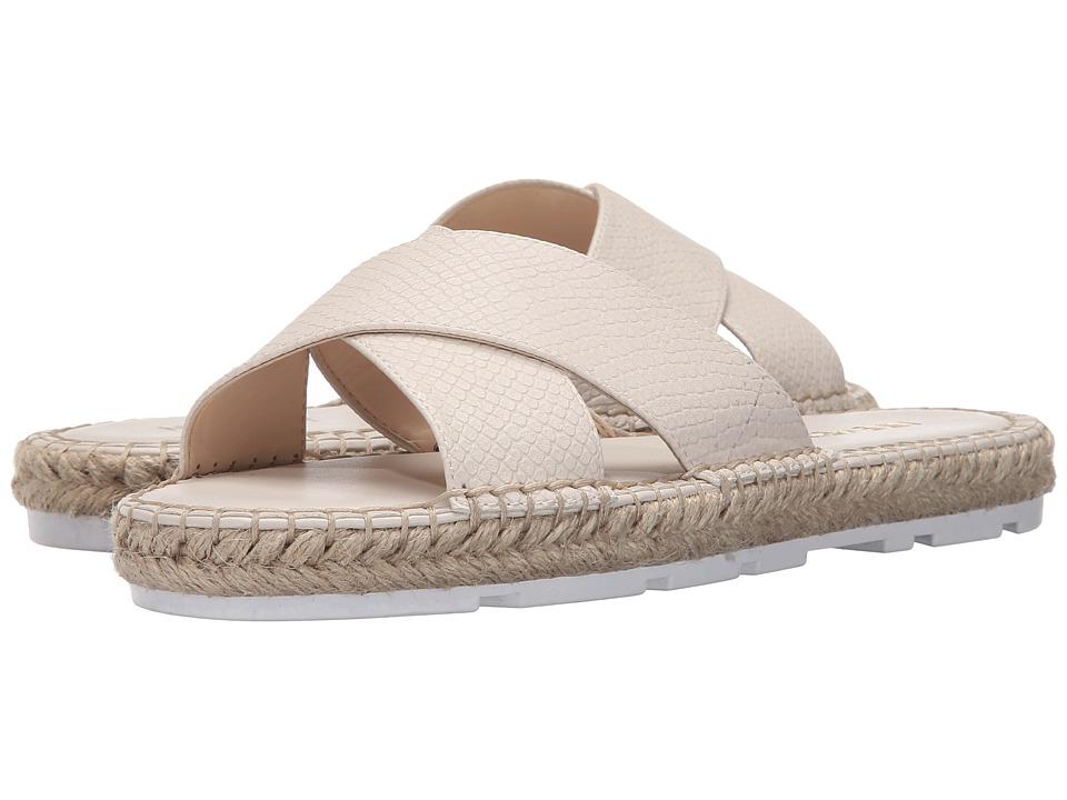 Nine West - Demetria (Off-White Leather) Women's Shoes