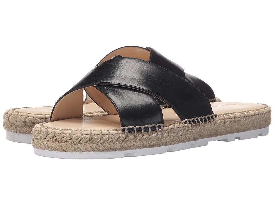 Nine West - Demetria (Black Leather) Women's Shoes