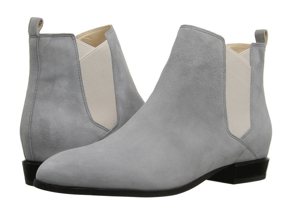 Nine West Doloris Grey Suede Shoes