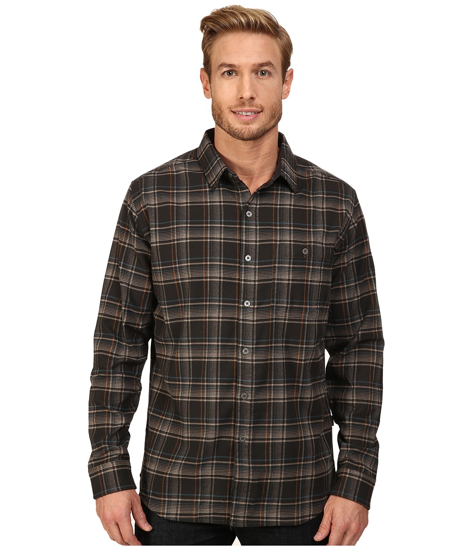 KUHL - The Independent Long Sleeve Shirt (Copper Slate) Men's Long Sleeve Button Up
