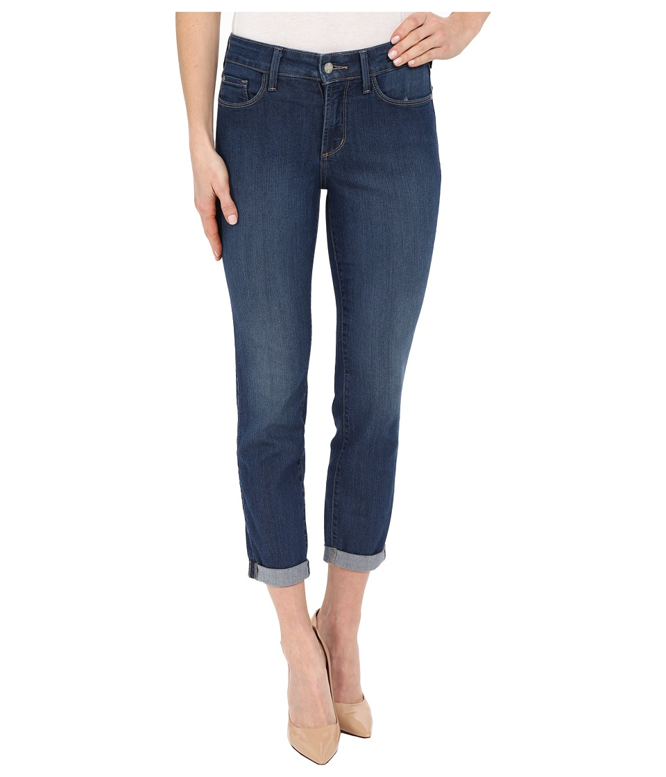 NYDJ - Rachel Rolled Cuff Ankle Jeans in Cleveland (Cleveland) Women's Jeans