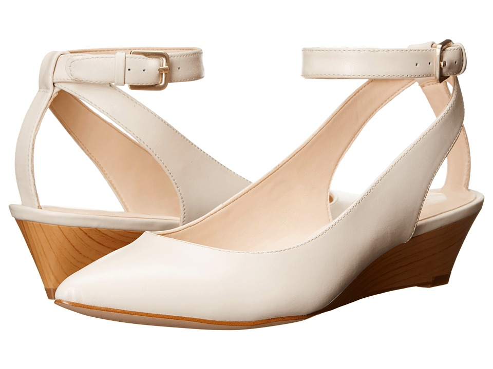 Nine West - Edith (Off-White Leather) Women's Shoes