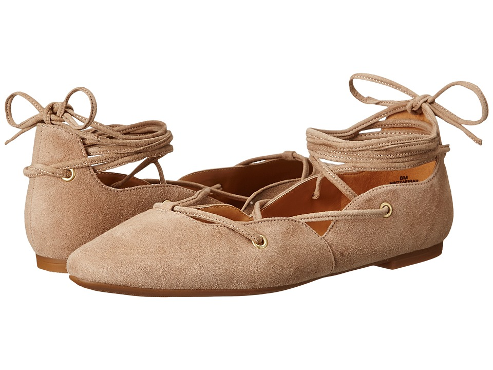 Nine West - Zafirah (Natural Suede) Women's Shoes