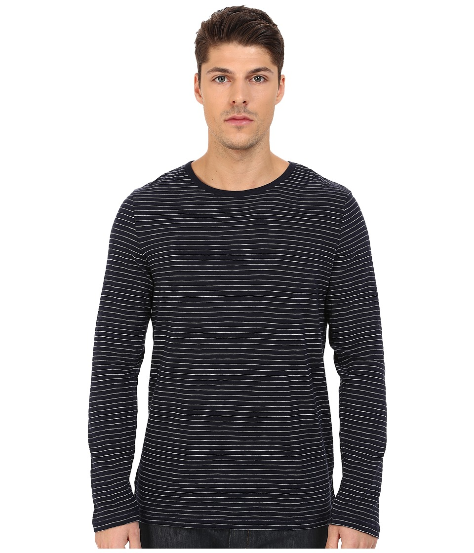 Gant Rugger - R. Mini Breton Snugger (Persian Blue) Men's Clothing