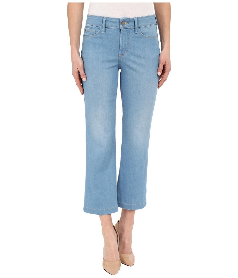 NYDJ - Sophia Flare Ankle Jeans in Palm Bay (Palm Bay) Women's Jeans