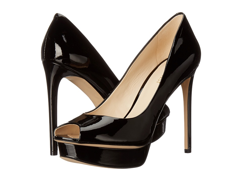 Nine West - Edlyn3 (Black Synthetic) Women's Shoes