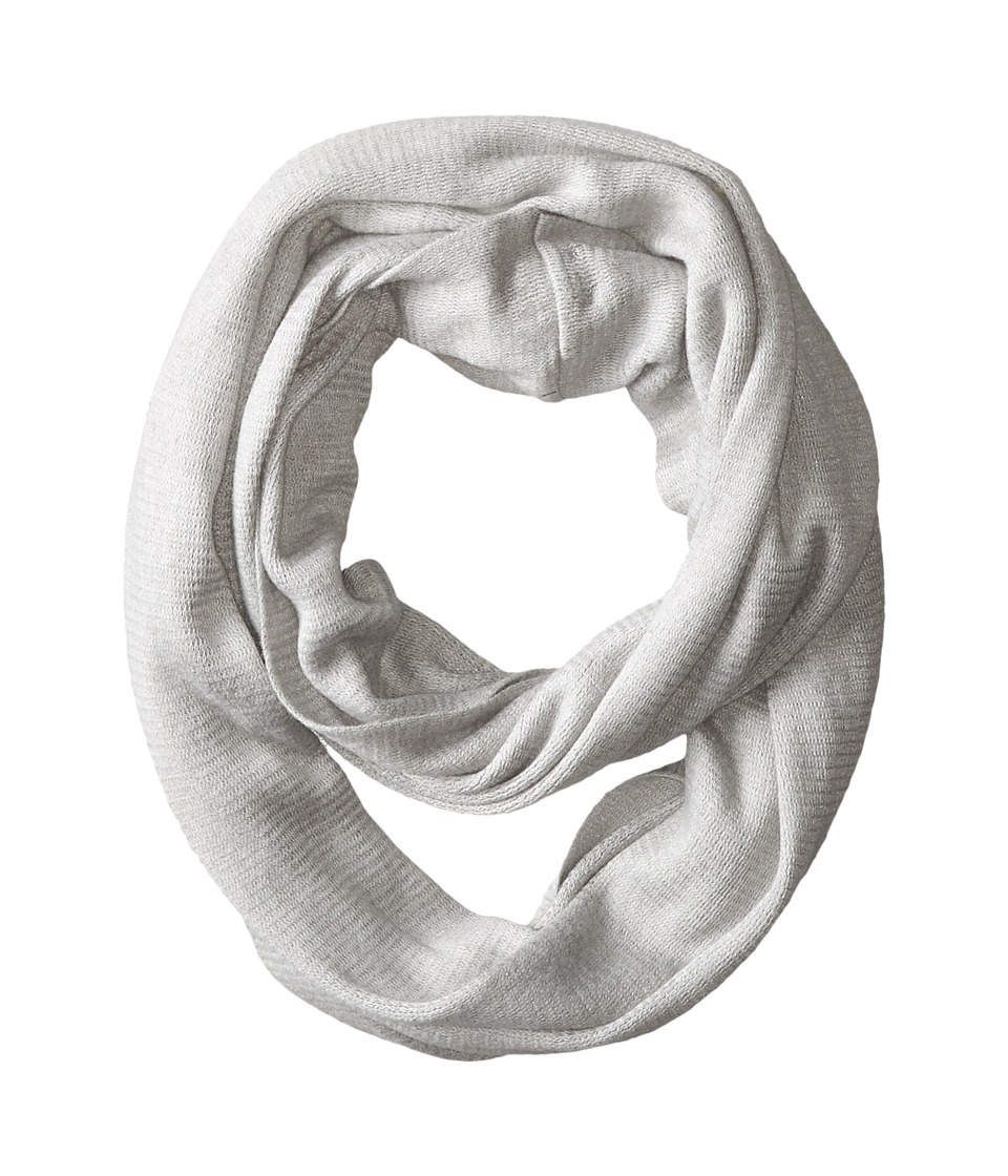 Echo Design - Milk Made Infinity Ring (Light Grey Heather) Scarves