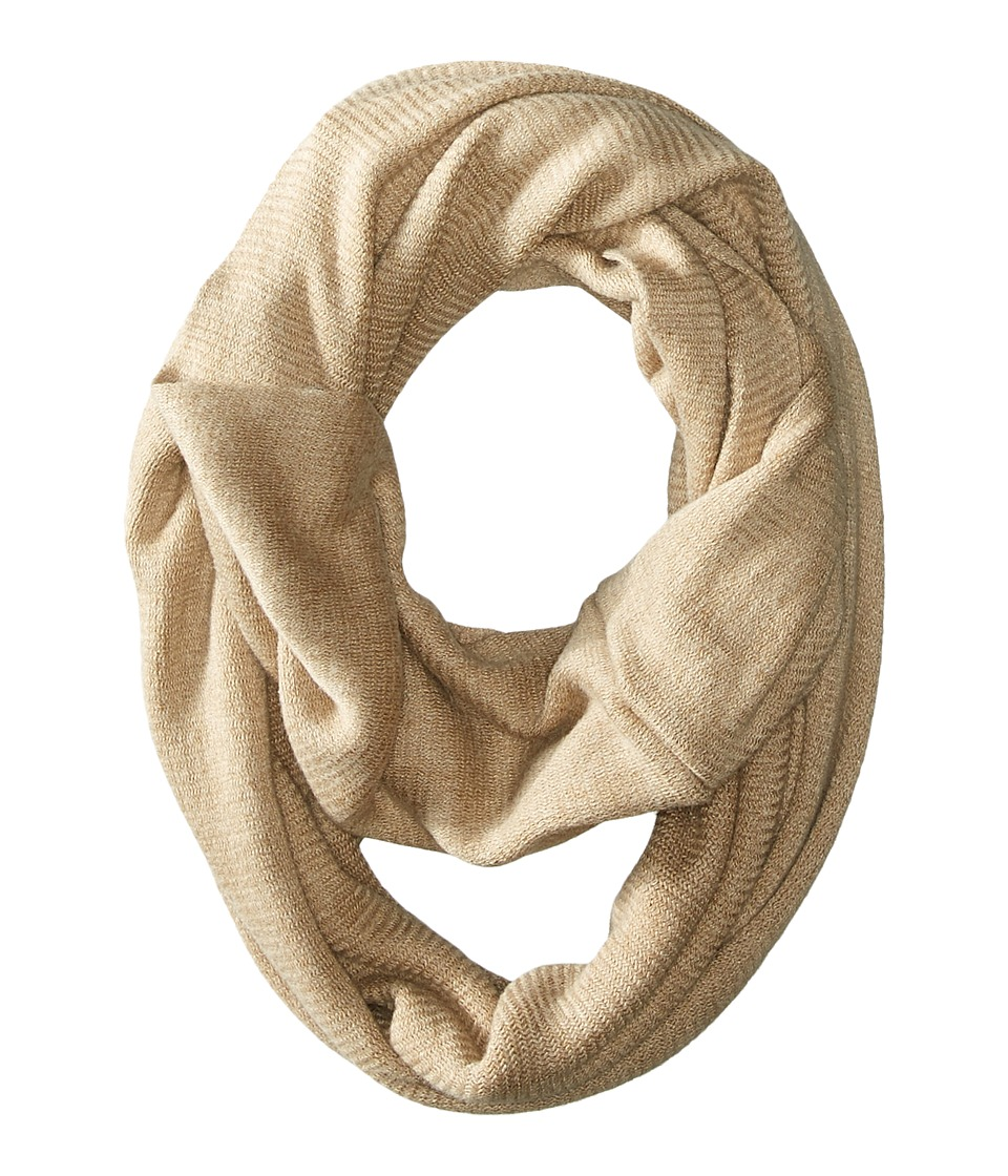 Echo Design - Milk Made Infinity Ring (Oatmeal Heather) Scarves