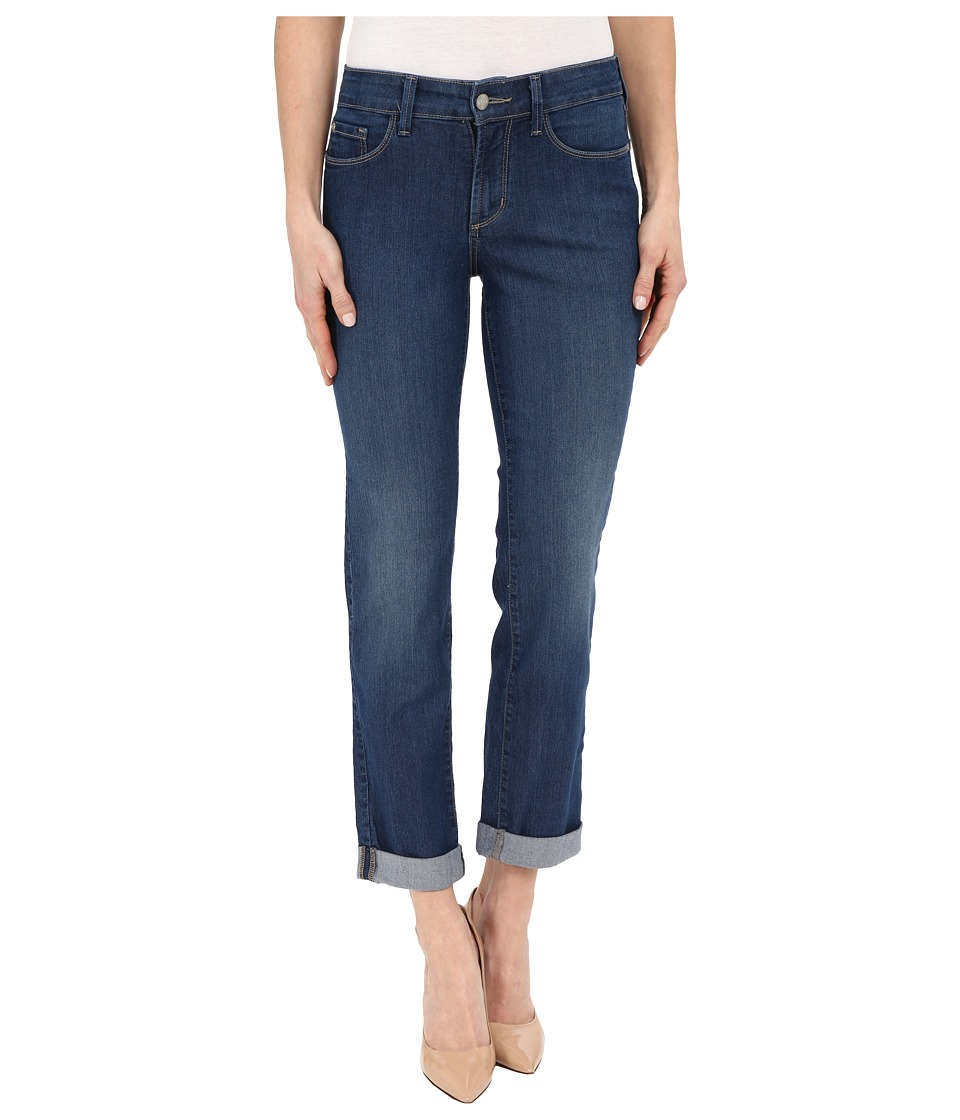 NYDJ - Sylvia Relaxed Boyfriend Jeans in Cleveland (Cleveland) Women's Jeans
