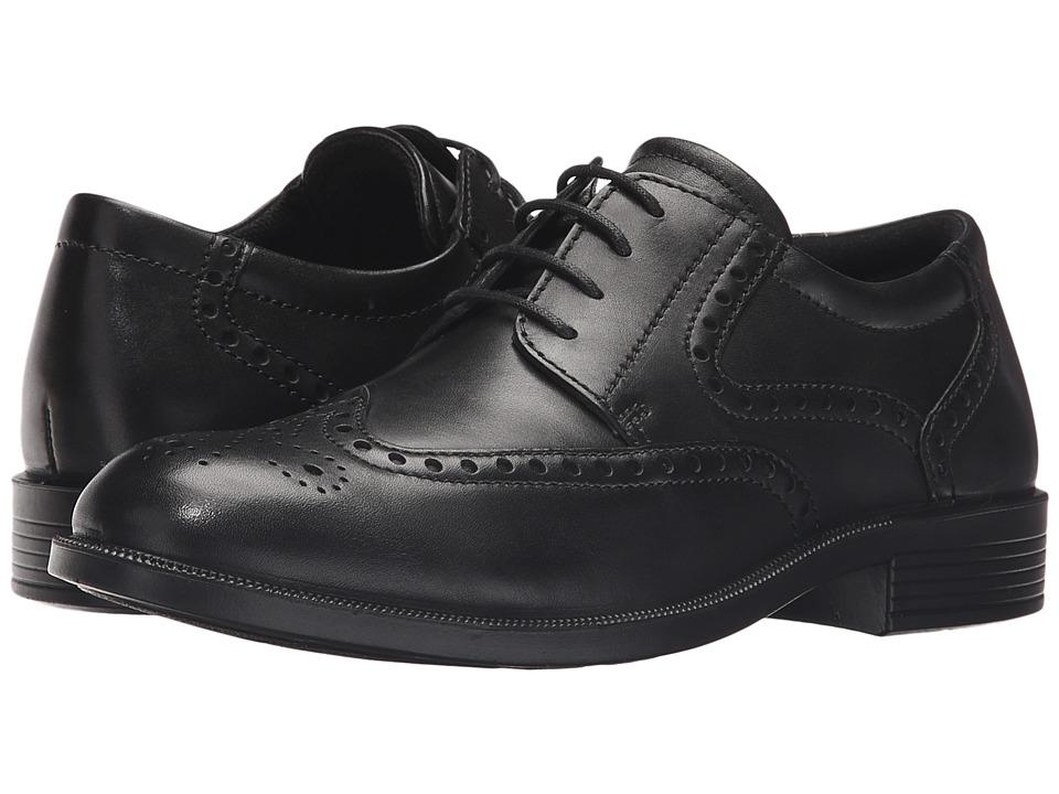 ECCO - Harold Tie (Black) Men's Shoes