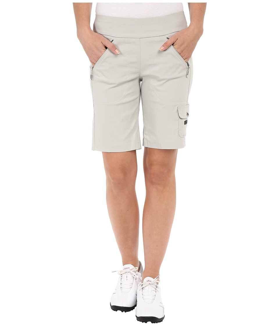 Jamie Sadock - Skinnylicious 19 Shorts (Dove Grey) Women's Shorts