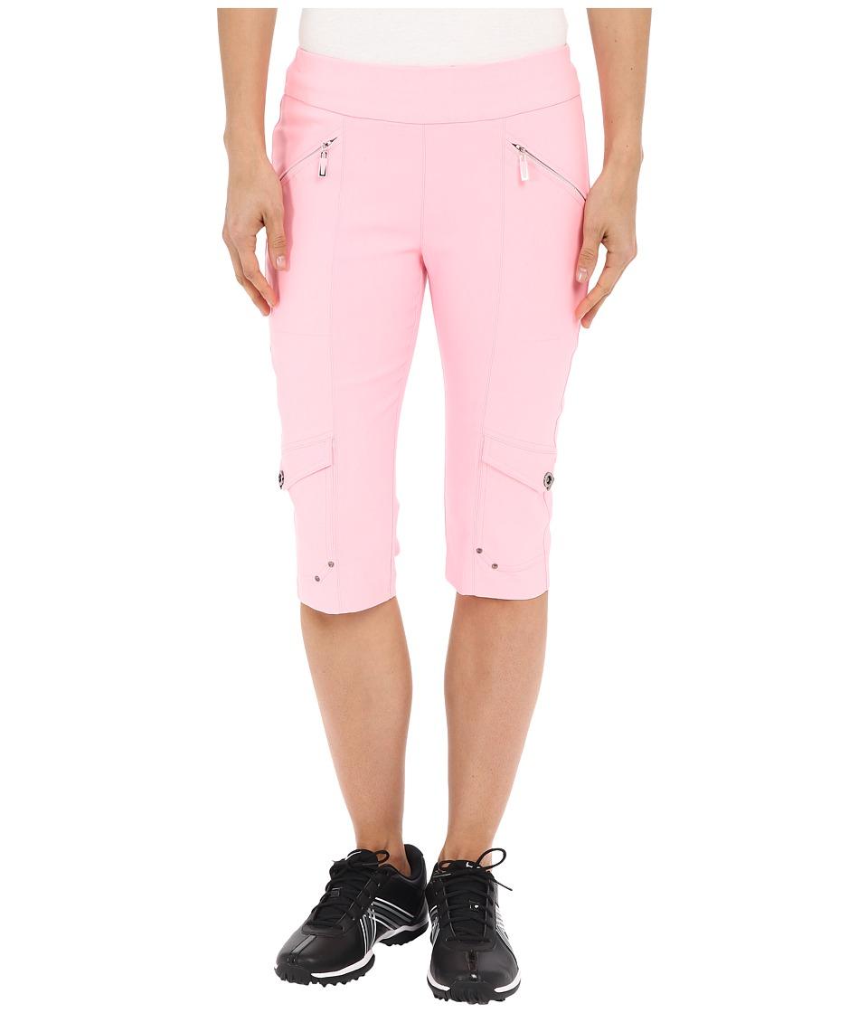 Jamie Sadock - Skinnylicious 24 in. Knee Capri (Doll Face Pink) Women's Capri