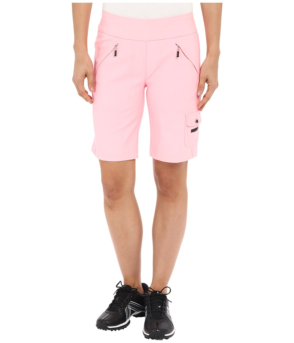 Jamie Sadock - Skinnylicious Mesh Control Top Panel 19 in. Short (Doll Face Pink) Women's Shorts