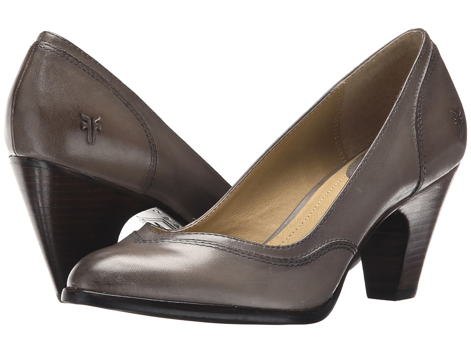 Frye - Cynthia Pump (Grey) Women