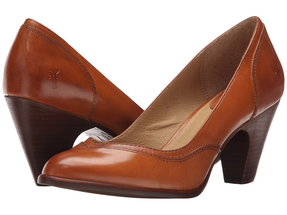 Frye - Cynthia Pump (Tan) Women