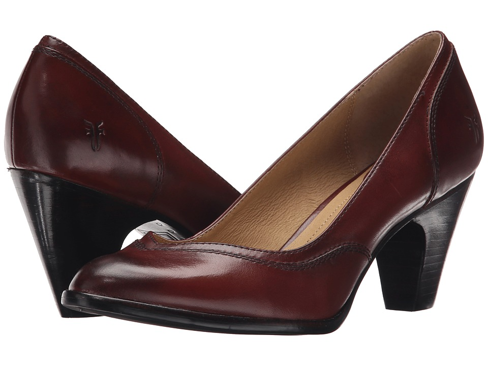Frye - Cynthia Pump (Dark Brown) Women