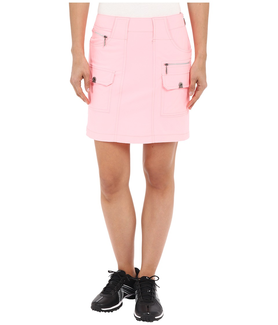 Jamie Sadock - Airwear Light Weight 18 in. Skort (Doll Face Pink) Women's Skort
