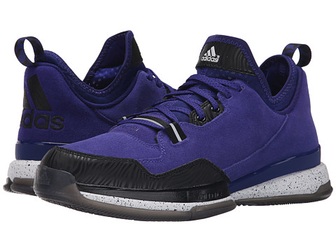 adidas - D Lillard (Amazon Purple/Black/White) Men's Shoes