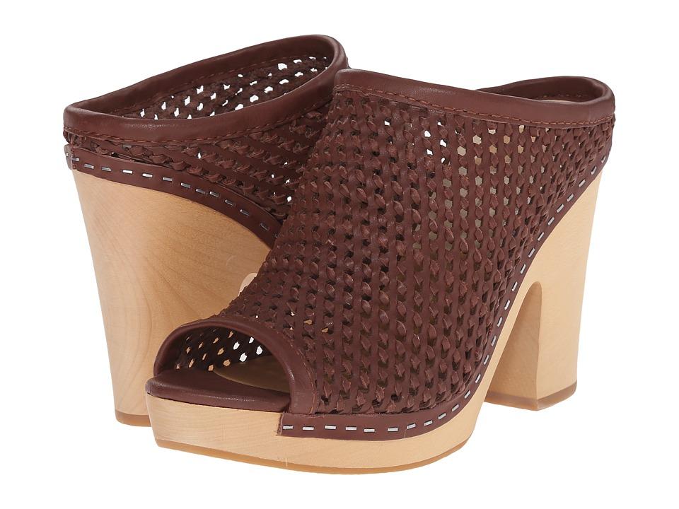 Dolce Vita - Brooks (Brandy Leather) Women's Shoes