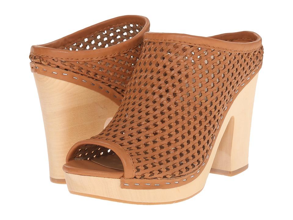 Dolce Vita - Brooks (Caramel Leather) Women's Shoes