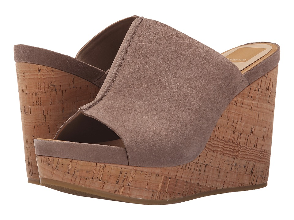 Dolce Vita - Ross (Almond Suede) Women's Shoes