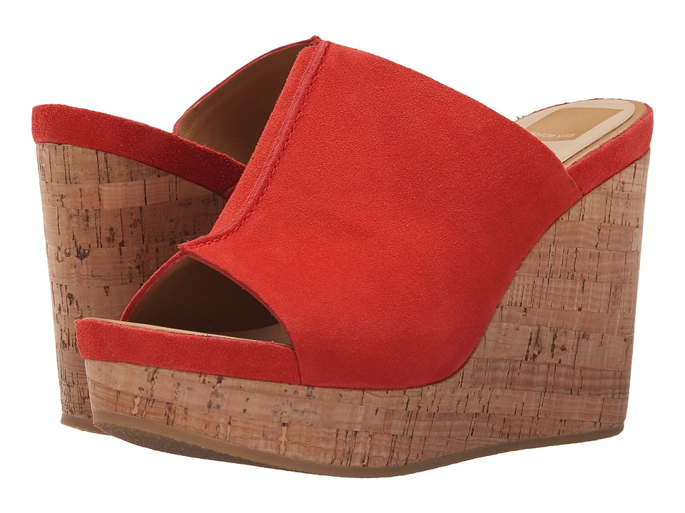 Dolce Vita - Ross (Persimmon Suede) Women's Shoes