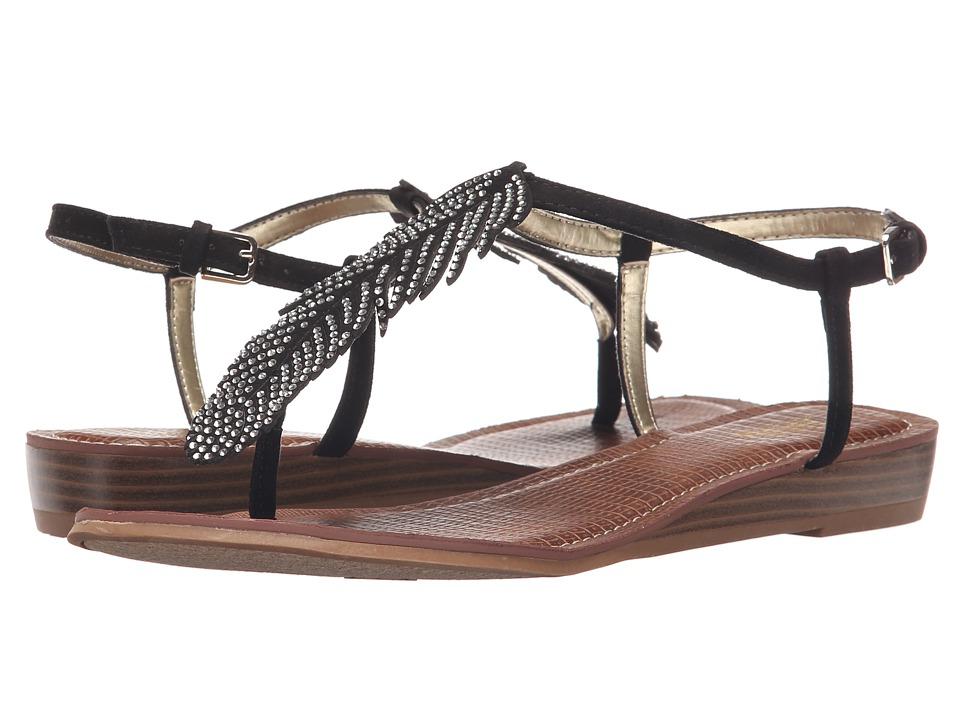 CARLOS by Carlos Santana - Farrah (Black) Women's Sandals