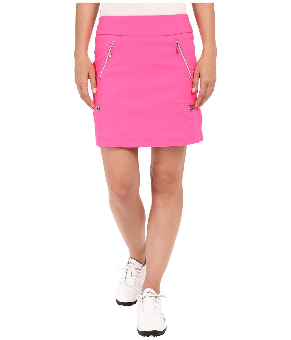 Jamie Sadock - Skinnylicious 18 Skort (Enchantress Pink) Women's Skort