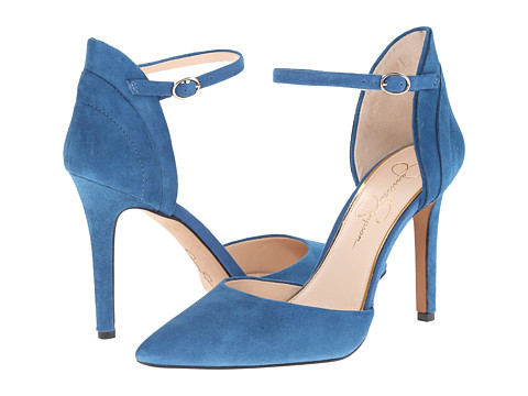 Jessica Simpson - Carlette (Naples Teal) Women's Shoes
