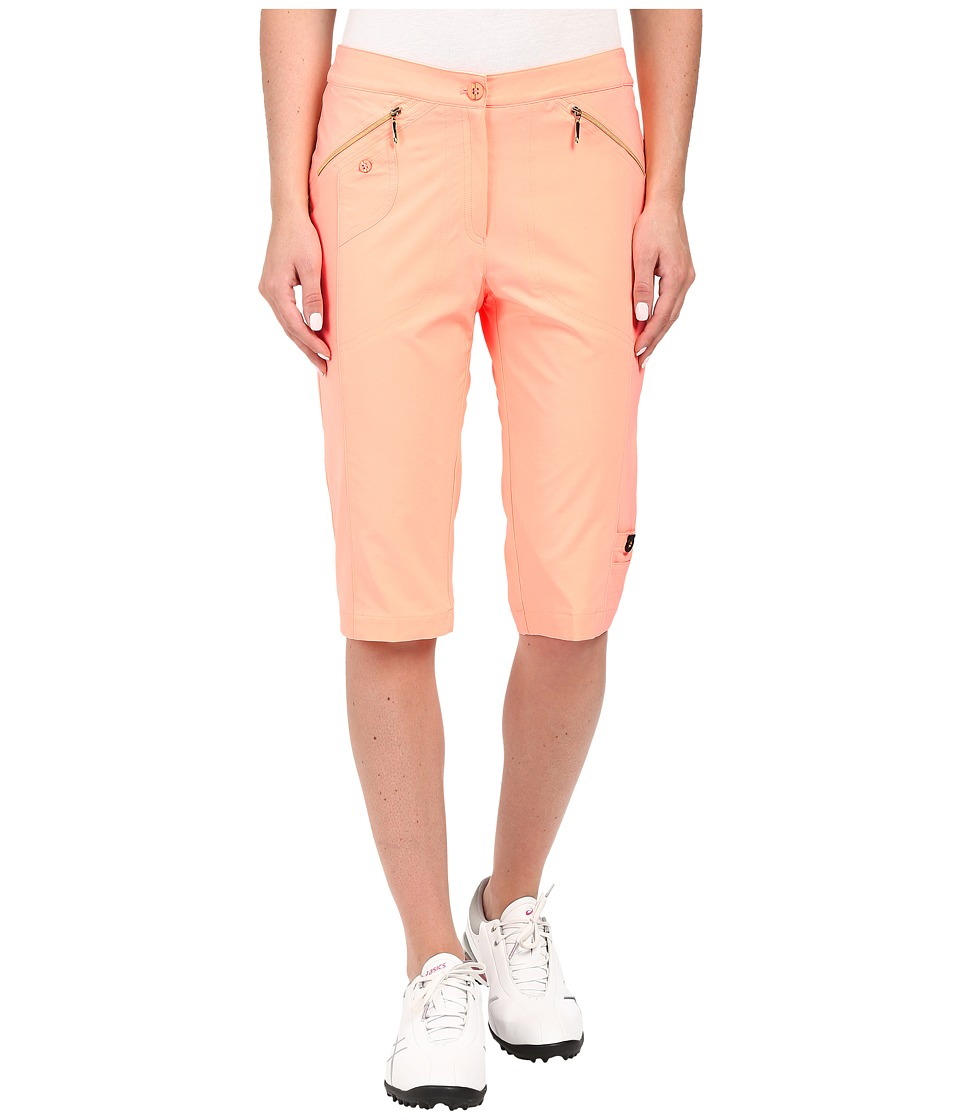 Jamie Sadock - Airwear Light Weight 24 in. Knee Capri (Contessa) Women's Capri