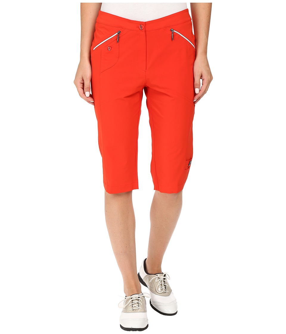 Jamie Sadock - Airwear Light Weight 24 in. Knee Capri (Firework) Women's Capri
