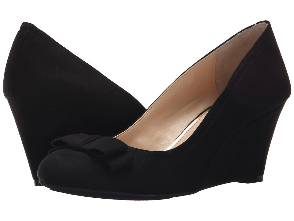 Jessica Simpson - Sorina (Black) Women's Wedge Shoes