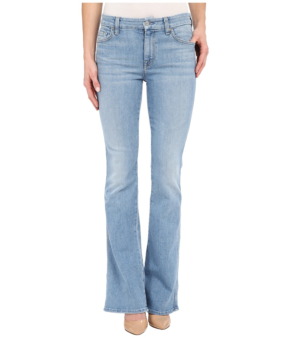 7 For All Mankind - A Pocket in Palisades Blue (Palisades Blue) Women's Jeans