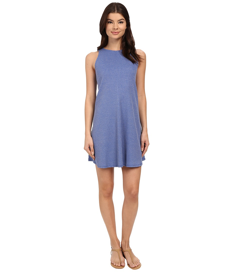 Brigitte Bailey - McCarthy Swing Dress (Blue Bonnet) Women's Dress