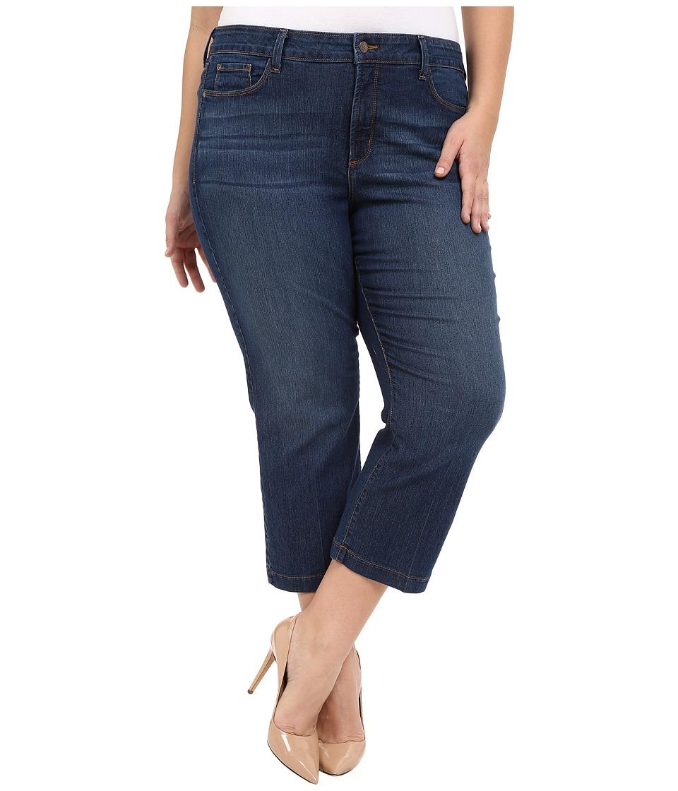 NYDJ Plus Size - Plus Size Sophia Flare Ankle in Atlanta (Atlanta) Women's Jeans