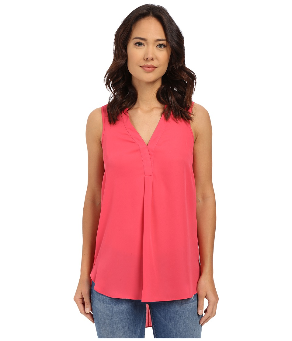 Christin Michaels - Picardie Top (Azalea) Women's Blouse
