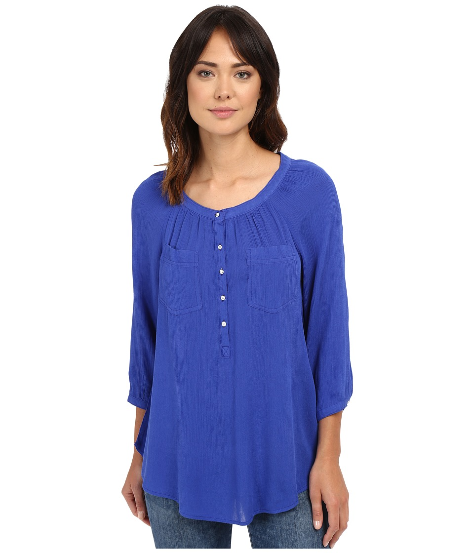 Christin Michaels - Seine Top (Morning Glory) Women's Clothing