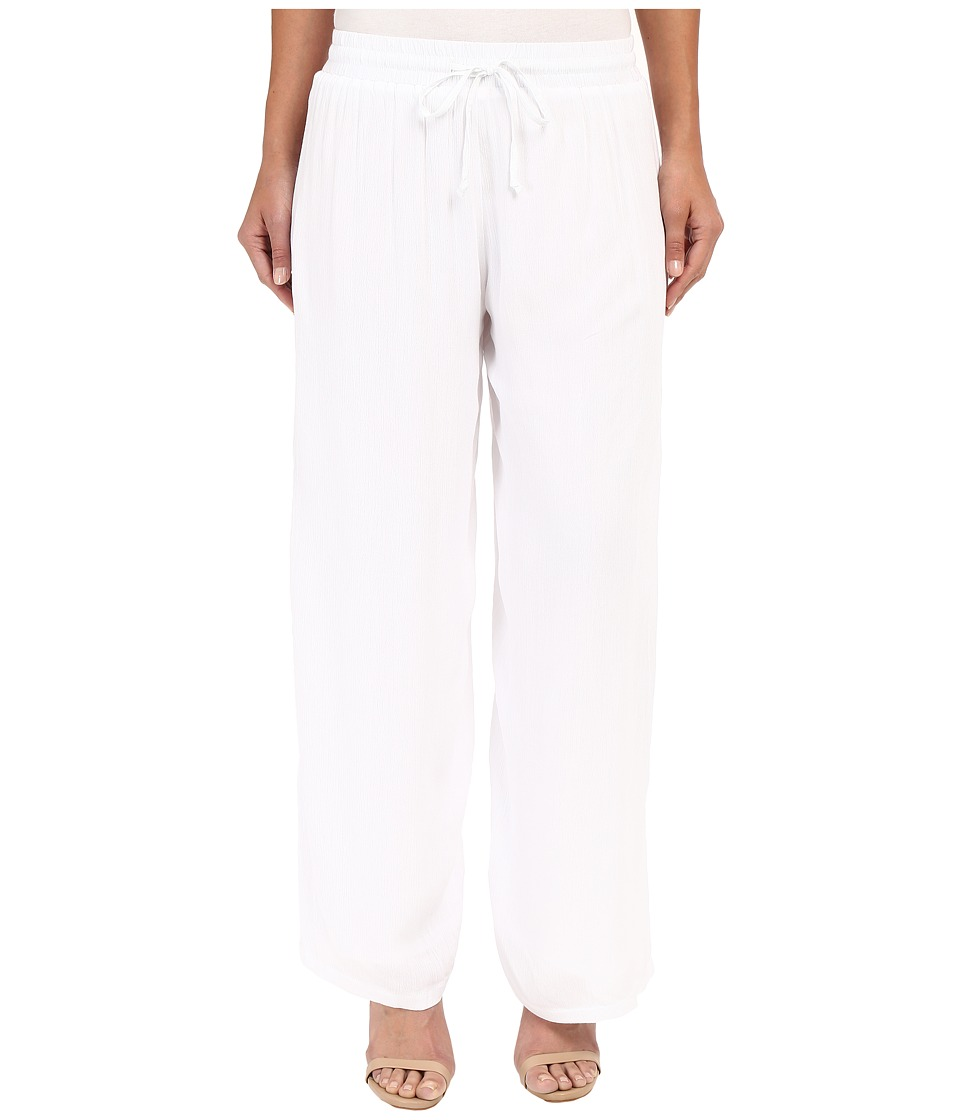 Christin Michaels - Val-De-Marne Pants (White) Women's Casual Pants